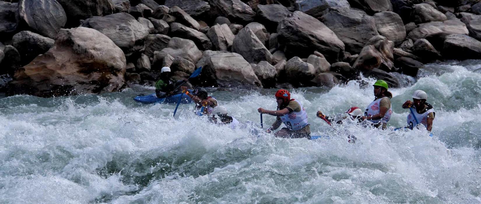 Thrilling Adventure Experience